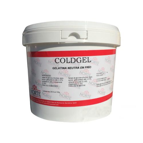Gelatina en frío coldgel 6 kg