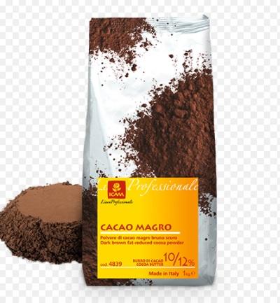Cacao en polvo 10-12% MC