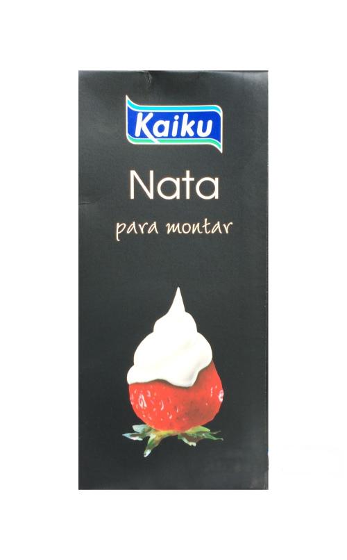 Nata Líquida UHT 35% Kaiku 1 L