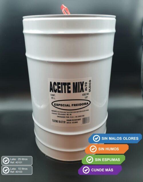 Aceite Mix Alto Oleico