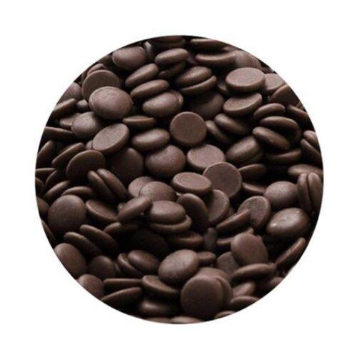 Chocolate sucedáneo negro 17% 20 kg