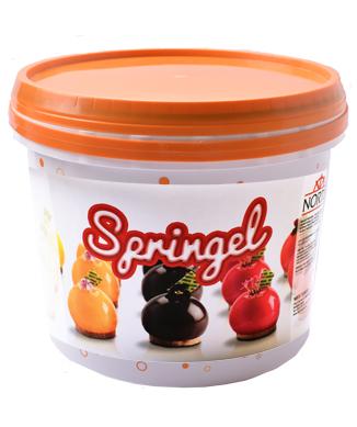 Gelatina springel caramelo 6 kg