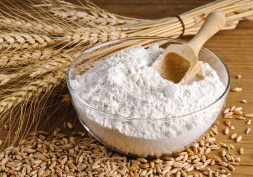 Harina de trigo media fuerza 25 kg